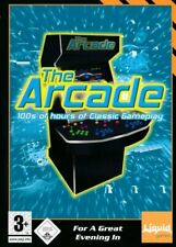 The Arcade - Classic Retro Collection Complilation - PC Games (Disc in Sleeve)