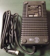 INCOMPLETE MICROS AC ADAPTER POWER SUPPLY PART NUMBER 700776-001 MODEL HES61-13