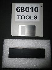 PROCESADOR MOTOROLA 68010 DE 32BITS, PARA AMIGA 500/ 500+/ 2000 / 3000,NUEVO,NEW