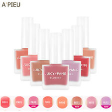 A'PIEU Juicy-Pang Water Blusher 8 Color Liquid Check
