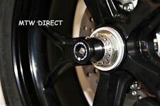 Ducati 916 1994-2001 R&G Racing black rear wheel spindle swingarm sliders