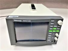 Tektronix WFM 7100 Waveform Monitor with options SD and HD