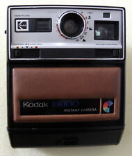 Kodak EK100 Instant Camera MADE IN U.S.A.   Top Zustand Sammlerstück