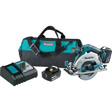 "Makita XSH03MB 18V LXT Li-Ion Brushless Cordless 6-1/2"" Circular Saw Kit"