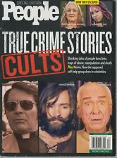 People Special Edition True Crime Stories Cults 2018
