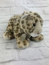 "Gund 10"" Leopard Plush Stuffed Animal Jungle Cat Toy"