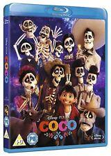 Coco (Disney, Pixar) [Blu-ray]