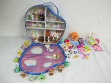LITTLEST PET SHOP LPS 23 FIGURES DOGS MAGNETIC  CAT ANIMALS CASE ACCESSORIES