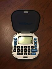 WEIGHT WATCHERS ~ Points Plus Calculator Blue & Silver