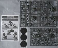 Warhammer Age of Sigmar Flesh Eater Courts Crypt Horrors or Flayers (3 Models)