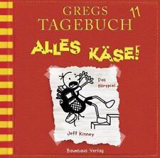 Gregs Tagebuch 11 - Alles Käse! von Jeff Kinney (2017)