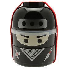 1pc Japanese Kokeshi Ninja Boy  Bento box for Made In Japan #280-265