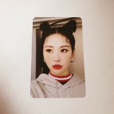 "K-POP SUNMI 2019 World Tour ""WARNING"" Official Limited Sunmi Photocard"