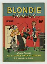 Blondie #1 GD/VG 3.0 1947