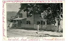 Sparta NJ - POST OFFICE - Postcard near Lake Hopatcong