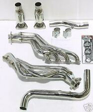 OBX Stainless Steel Header For 1999-2003 Ford F-150 5.4L(C)