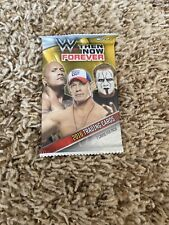 2016 WWE Then Now Forever Wrestling Trading Cards Pack John Cena? The Rock?