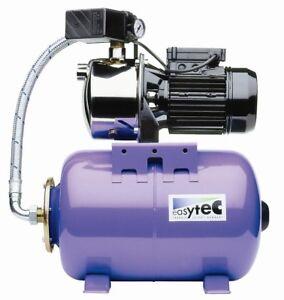 Hauswasserwerk Easytec Croma 1208  Croma 1200 Gartenpumpe  5 bar 4200 l/h