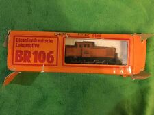 PIKO diesel locomotive BR 106 - See Listing For Details