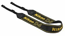 New Nikon strap AN-DC7 for D4 Japan