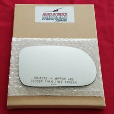 Mirror Glass + Adhesive For Acura Legend, Rl Passenger Side Replacement