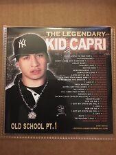 DJ Kid Capri O.S. #1 CLASSIC Old School Throwbacks Mixtape Mix CD 70s 80s Music