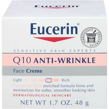 Eucerin Q10 Anti Wrinkle Sensitive Face Cream 1.7 OZ