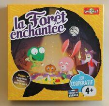 La Forêt Enchantée - Bioviva - Jeu de société coopératif pour enfants + 4 ans