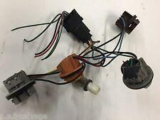Rover 75 / MGZT Tourer / Estate LEFT rear light bulb holders / wiring
