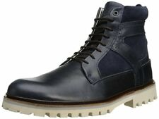 Swear London Charlie 2 Navy Leather Men's Ankle Boots  US 12D 45 New