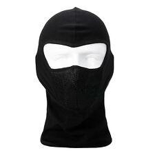Breathable Dustproof Motorcycle Cycling Helmet Liner Mask Balaclava Full Face US