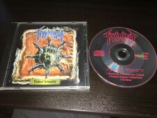 HYPNOSIA Violent Intensity - ORG 1999 CD - THRASH morbid saint kreator sodom