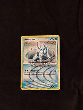Pokemon Arceus Lv.100 AR4 Promo card