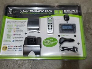 Delphi Roady2 XM Radio Pack