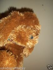 GUND LORD & TAYLOR REALISTIC PLUSH DOLL FIGURE BEANBAG ADVERTISING PUPPY DOG TOY