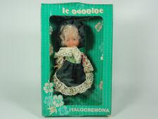 LE NONNINE - ITALOCREMONA - BAMBOLA NUOVA IN SCATOLA - VINTAGE ANNI '70