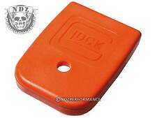 Glock Factory OEM Part Orange Magazine Floor Plate 9mm .40 .357 SP01294