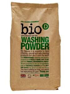 Non-Bio Washing Powder 2kg (Bio D)