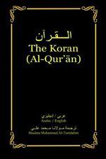 The Koran (Al-Quran): Arabic-English Bilingual edition, Ali 9780984518289-,