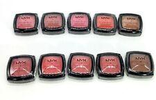 NYX Powder Blush Choose Shade 0.14 oz  / 4 g New Product Sealed!