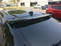 FIT 17-18 Honda Civic Hatchback P1 Style Rear Hatch Spoiler Wing ABS Unpaint