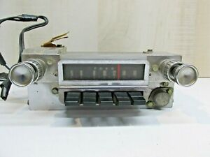 1966 Ford Mustang OEM Am Radio 6TPZ
