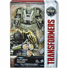 Transformers L'ULTIMO CAVALIERE Premier Film VOYAGER Hound Action Figure Nuovo