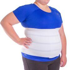 BraceAbility 4XL Plus Size Bariatric Abdominal Stomach Binder Compression Wrap