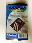 """Poucho Insulin Travel Wallet Extra Large Size 9"""" x 6.5"""" By Medicool"""