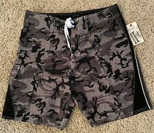 NEW Mens RS SURF Swim Trunks Board Shorts Wear Swimsuit RSSurf 30 32 34 36 38 40