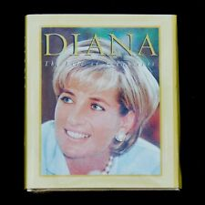 Diana The Life Of A Princess Mini Book Marcello 80 Pages With Dust Jacket 1998