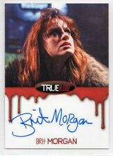 Brit Morgan  ++ Autogramm  ++ True Blood ++ CSI ++ Two an a half man