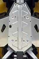 CAN-AM RENEGADE / OUTLANDER CENTRAL SKID PLATE PART # 715-000-524