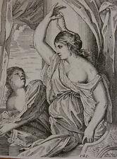 Dario II Varotari 'Bérénice, BERENICE, HATCHEPSOUT' A. Varotari, Tib 5 II, ~ 1650